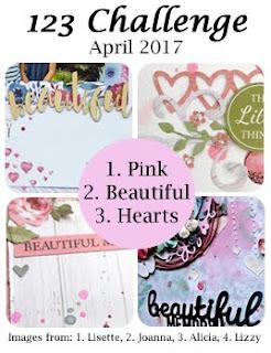 April 123 Challenge