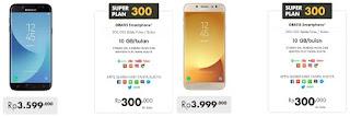 Gratis Samsung Galaxy J Pro dari Indosat Super Plan