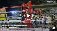 Watch the Replay of Palawan Boxing Fight Festival Featuring Carlo Penalos