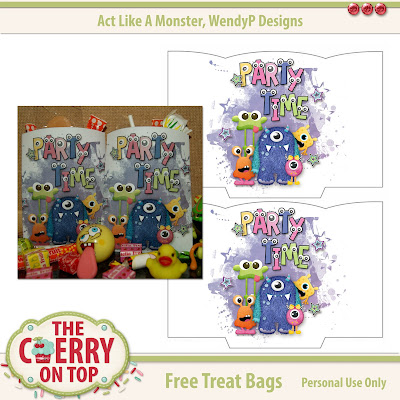 free treats bag