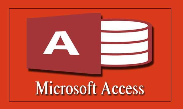 تحميل برنامج اكسس مايكروسوفت Microsoft Access للكمبيوتر مجانا