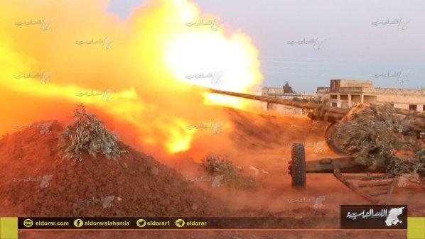 11 Pejuang Syiah Tewas dalam Pertempuran Merebut Khan Tuman dari Pejuang Suriah
