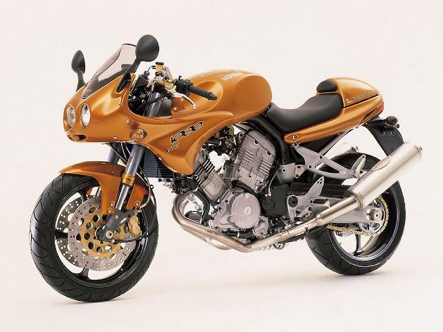 Voxan Cafe Racer Motorbike