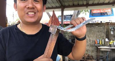 สอนทำที่งัดรื้อไม้พาเลส