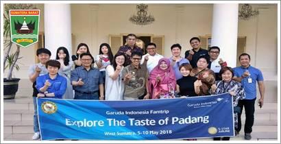 "Irwan Prayitno : Majukan Pariwisata Sumbar, ""Satukan Langkah Bersatu Padu"""