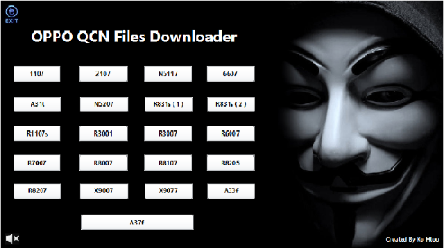 OPPO QCN Downloader