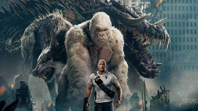 Rampage In Hindi Dubbed Full Movie Download Hd 2018 Hollywood New