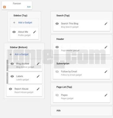 Cara Menyembunyikan JS, CSS, dan Widget Bawaan Blogspot