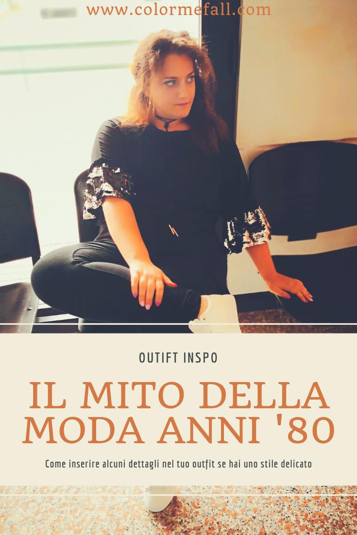 Il Mito della Moda Anni '80