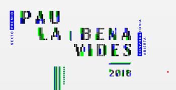 Premio Paula Benavides 2018