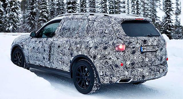 BMW X7 seven-seat SUV coming to Australia
