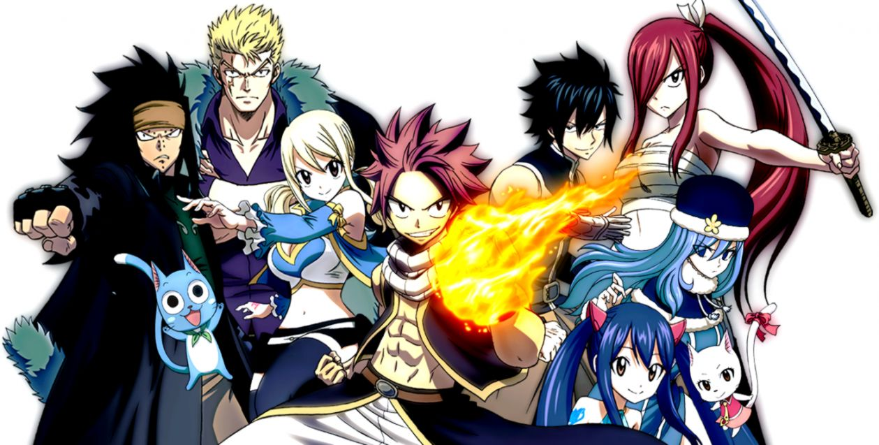 Fairy Tail Wallpaper High Resolution Wide Wallpapers