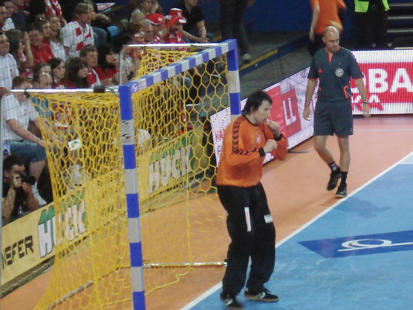 Sławek Szmal - the best goalkeeper ever