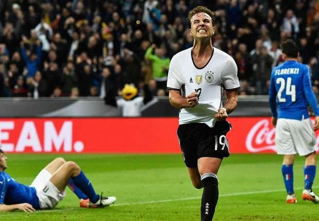 Mario Götze Allemagne Euro 2016