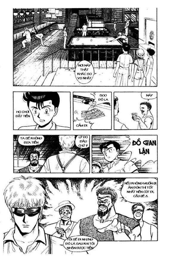 Break Shot chap 017 trang 10