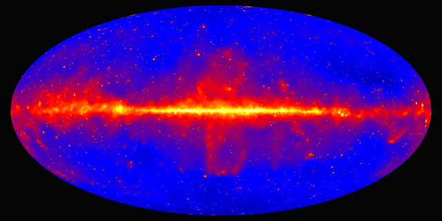 All of the starlight ever produced by the observable universe measured