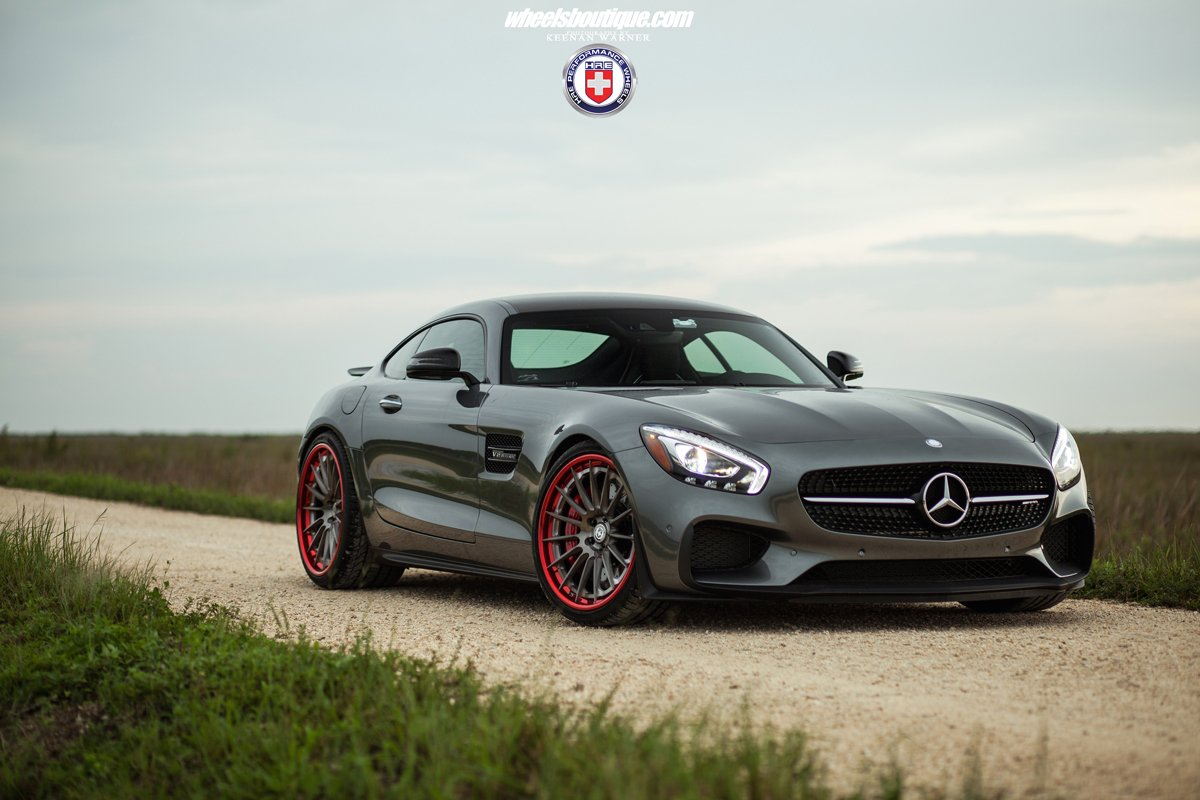 2016 mercedes amg gt s on hre rs103 wheels benztuning. Black Bedroom Furniture Sets. Home Design Ideas