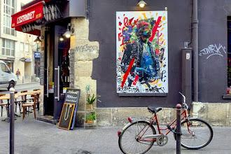 Sunday Street Art : Tomadee - villa Gaudelet - Paris 11