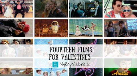 Fourteen Films for Valentines