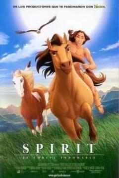 Spirit: El Corcel Indomable en Español Latino