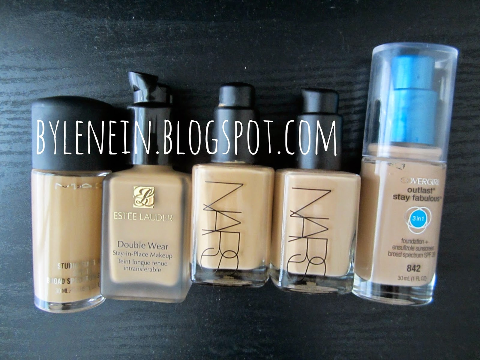Nc foundation matches for estee lauder double wear nars sheer glow and covergirl outlast stay fabulous in also by lenein rh byleneinspot