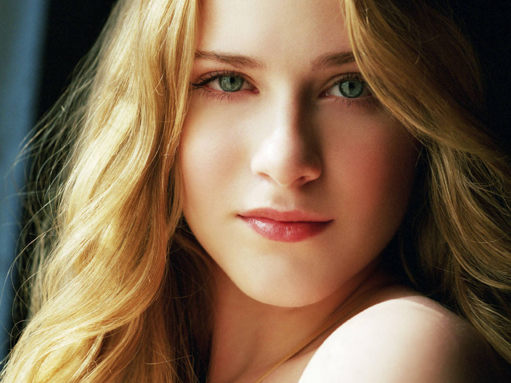 Evan rachel wood girl