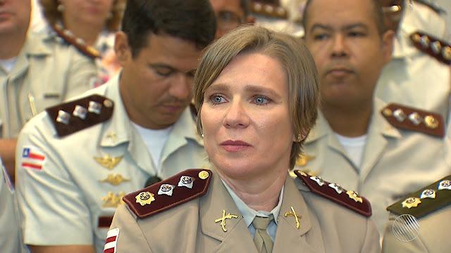 Major Milanezi completa um ano no comando da 12ª  CIPM