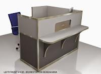 Desain Interior - Pengadaan Furniture - Meubelier Kantor Pemerintahan - Lelang LPSE Jateng