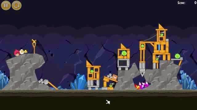 تحميل لعبة Angry birds