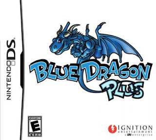 Blue Dragon Plus, NDS, Español, Mega, Mediafire