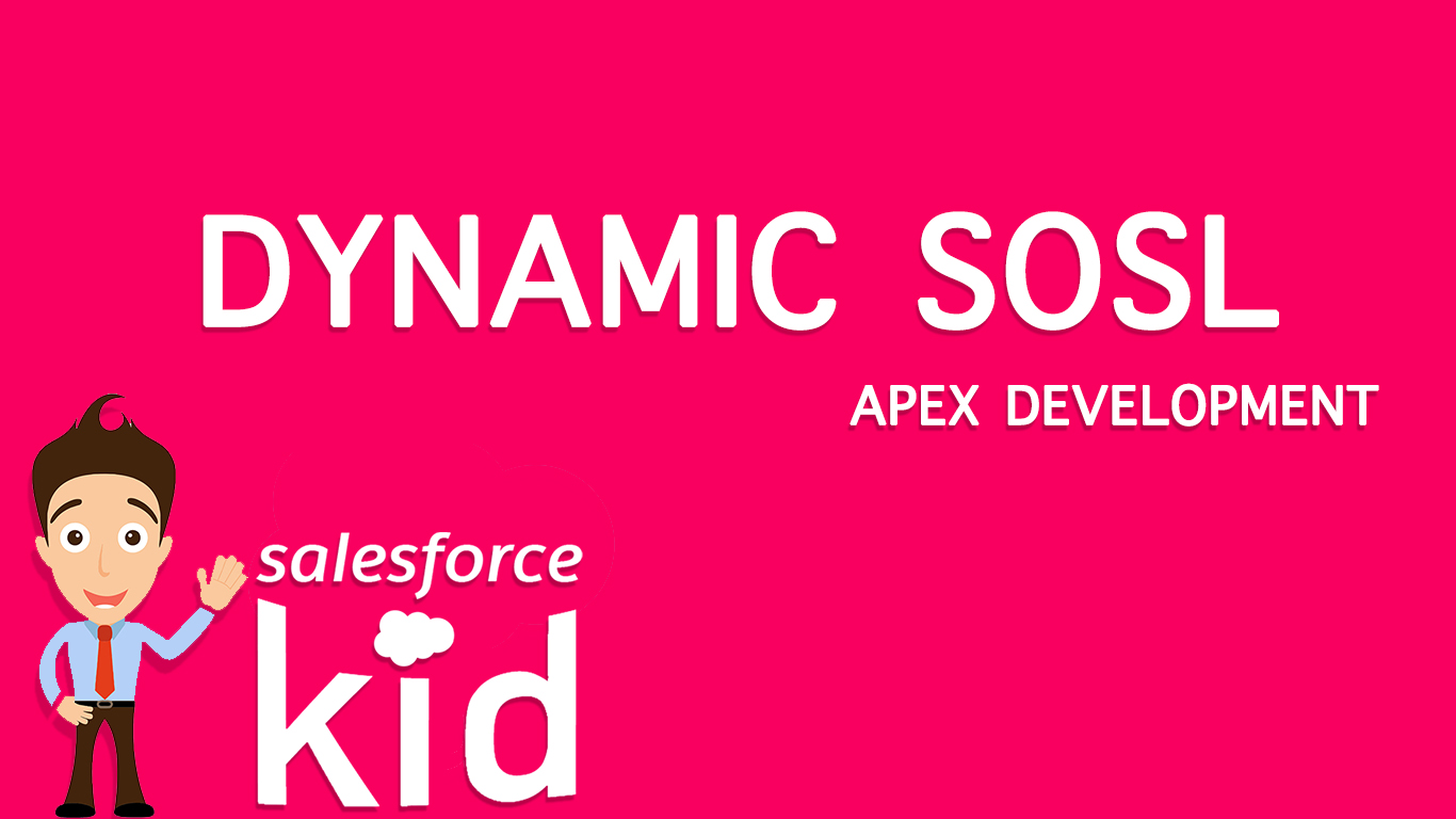 Salesforce Dynamic SOSL by SalesforceKid