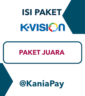 Beli Paket Juara K-Vision Online