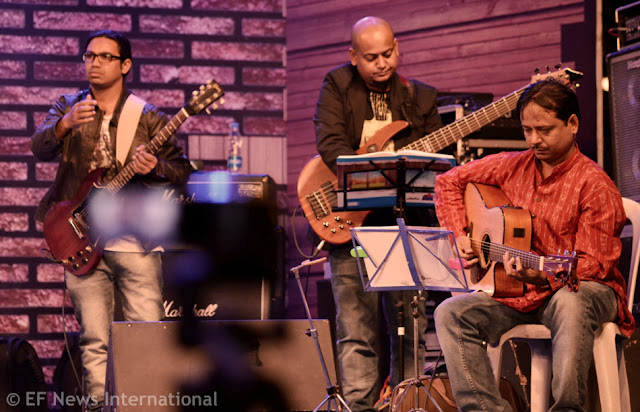 Aurko - Alive India Concert - Jim Ankan photography
