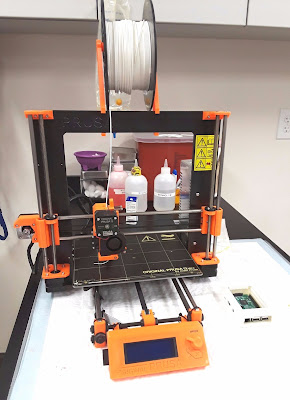 3D printers are being used more and more for advanced veterinary care for dogs, cats, and other pets.   Advanced veterinary services like imaging, hydro therapy for dogs, canine rehabilitation, advanced imaging, and other veterinary services for pet health