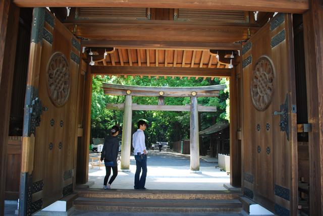 Meiji Jingu Shrine. Tokyo Consult. TokyoConsult.