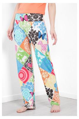 Bolimania Desigual. Pantalón de pijama