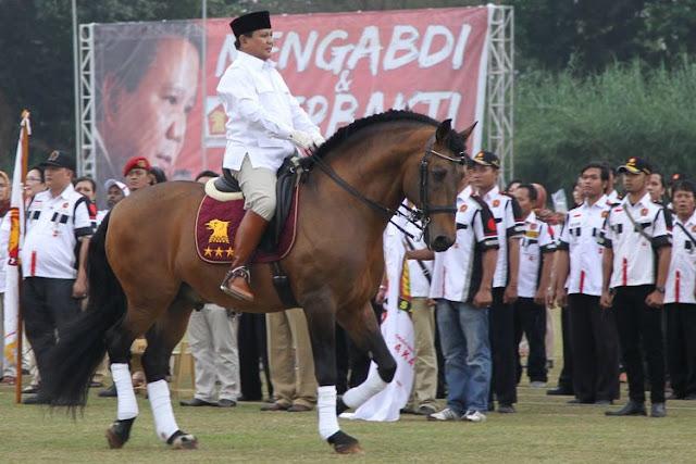 Cerita Prabowo soal Kena Flu dan Risiko Politik