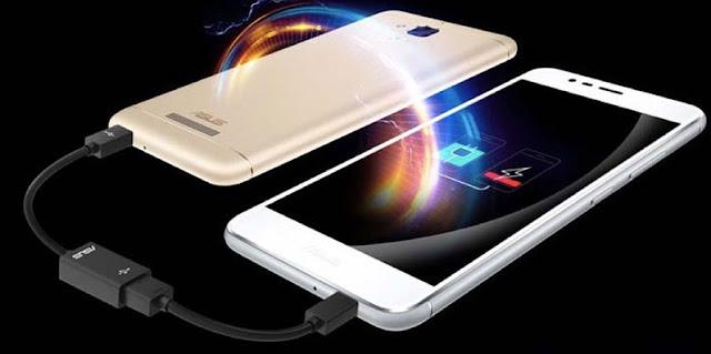 Smartphone yang Bisa Disulap jadi Powerbank Dadakan