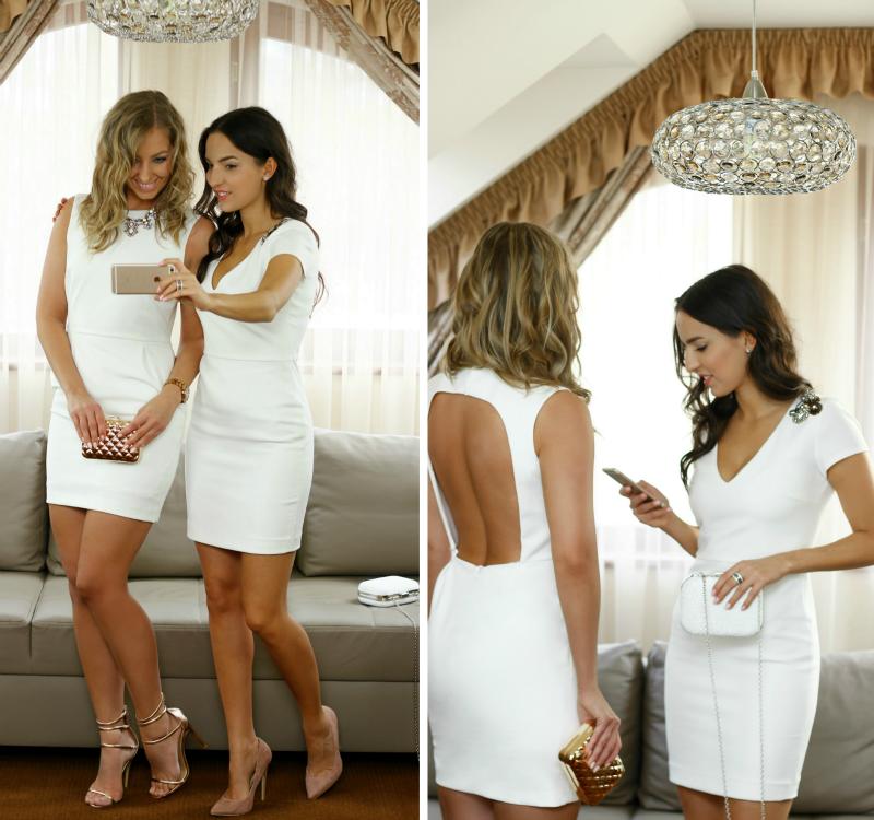 Outfitek  Mesi - Zara ruha (régi) 26d352b214