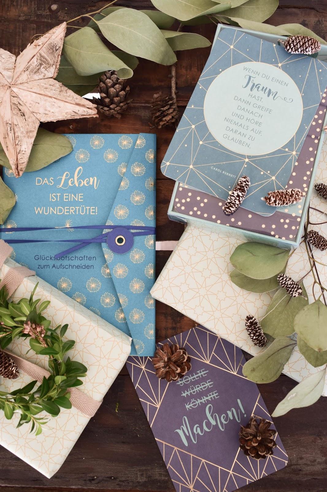 arsEdition EDITIONdeluxe Advent Geschenkbücher Geschenkpapier schöne Papeterie