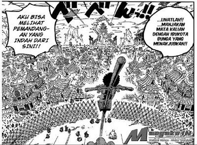 Pembahasan Lengkap One Piece Chapter 942: Pengorbanan Terbesar Yasuie dan Terungkapnya Buah Smile