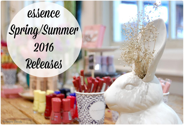 new essence Spring/Summer 2016 Release
