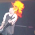 VIRAL: 5 Seconds of Summer guitarist burned by own pyrotechnic during their London concert!!