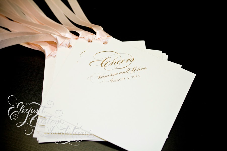 Custom Laser Cut Wedding Invitations Houston