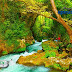 Ηπειρος:Απο τις πιο όμορφες και παρθένες περιοχές...Θεογέφυρα Καλαμά - Καταρράκτες Γλύζιανης ![βίντεο-drone]