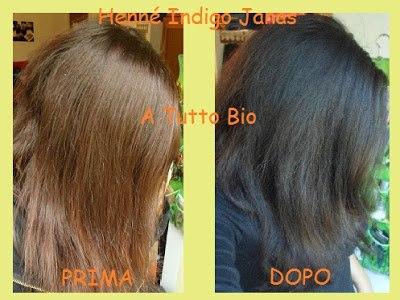 Tutto sull hennè  Foto capelli con l hennè Prima e Dopo ... 95ed52db0361