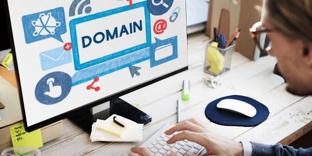 Ilustrasi membeli domain