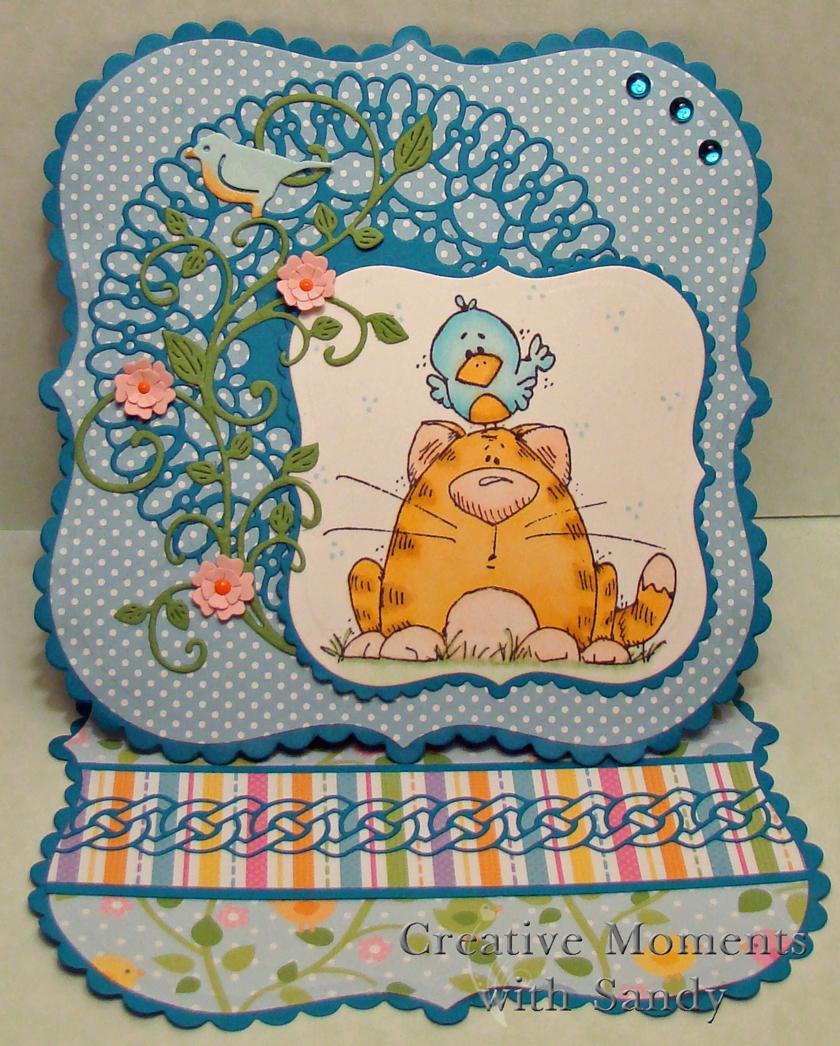 Cheery Lynn Designs Challenge 66 - Add a Flourish - Cheery ...