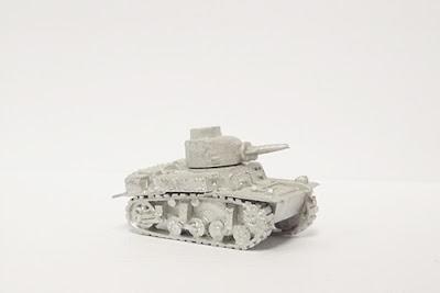 BRV56   M3 Stuart 'Honey, mid turret