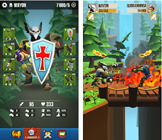 Duels Mod Apk v0.2.1 Unlimited Key Free for android